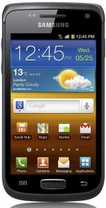 Samsung GALAXY W (GT-I8150)