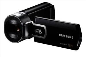 Samsung SMART CAMCORDER QF30WP