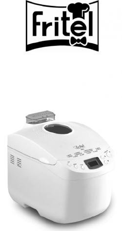 Fritel BM 1600 Machine à Pain