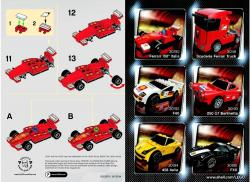 Lego 30190 Ferrari 150