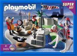 Playmobil set 3125 Knights Superset