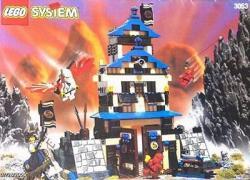 Lego 3053 Ninja Emperors